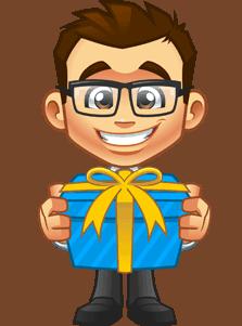 regalo muñeco alex