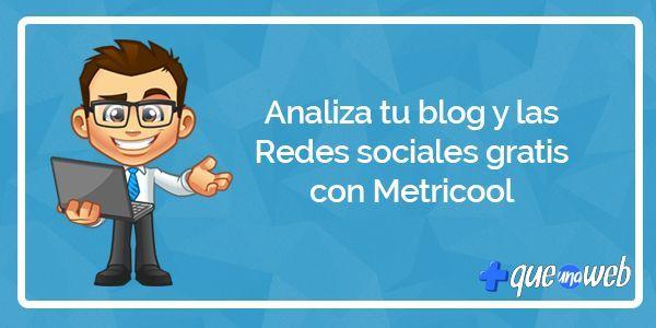medir estadisticas blog y redes sociales