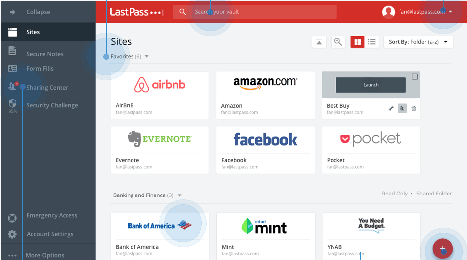 extensión LastPass